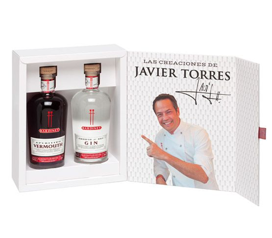 BARDINET Vermouth + Gin by Javier Torres 70cl