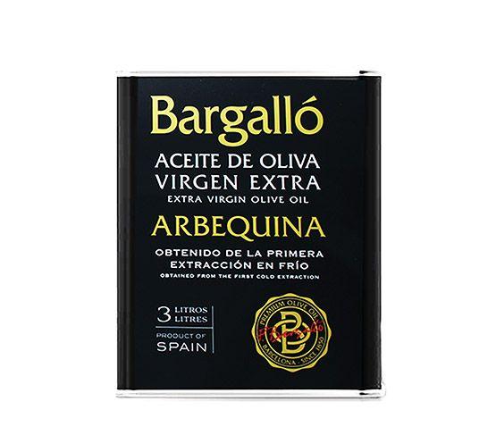 BARGALLÓ Aceite de Oliva Extra Arbequina 3L