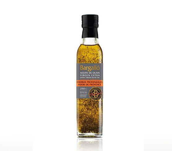 BARGALLÓ Aceite de Oliva Virgen Extra con Hierbas Provenzales 250ml