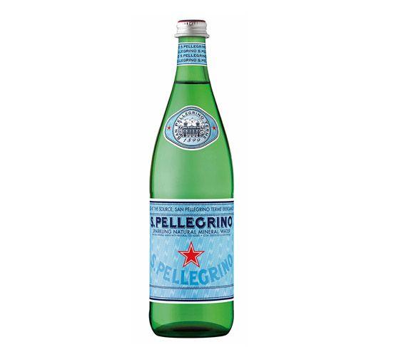 S.PELLEGRINO Agua con Gas 75cl Vidrio