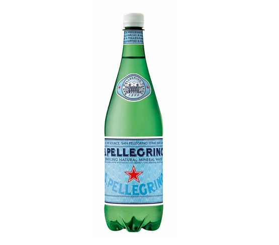 S.PELLEGRINO Agua con Gas pet 1000ml