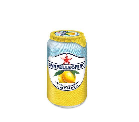 SAN PELLEGRINO Limonata 33cl Lata