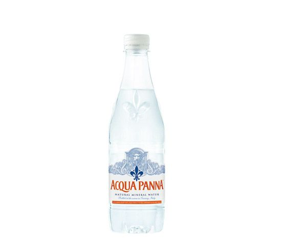 Acqua PANNA Sin Gas 500ml pet