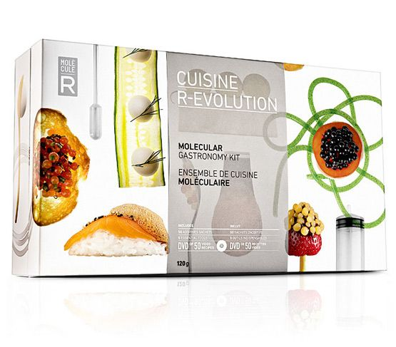 MOLECULE R Cuisine R-Evolution