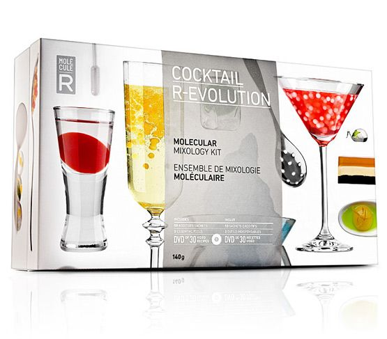 MOLECULE R Cocktail R-Evolution