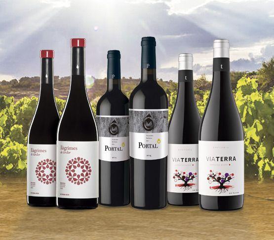 Selección de Vinos de Abril Sin Regalo VINOTECA EN CASA
