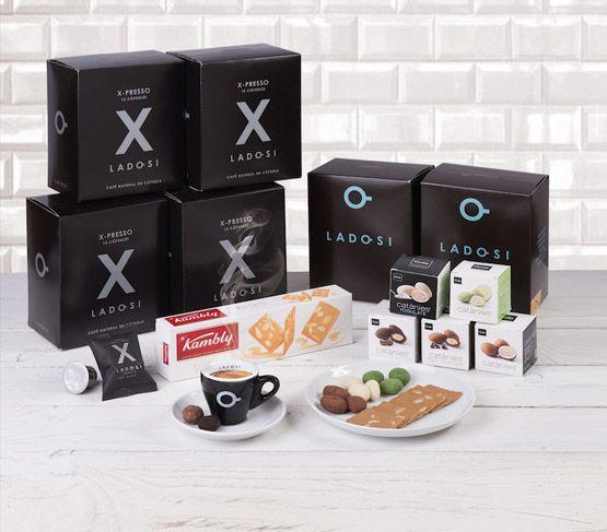 Pack Café Ladosi 2018 (compatible Nespresso®)