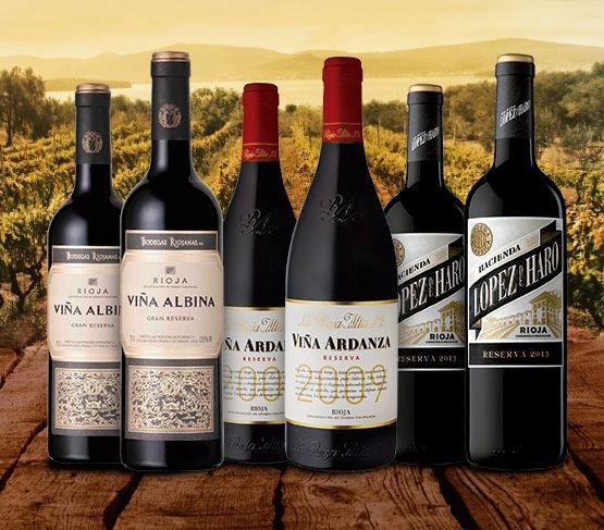 Selección de Vinos de Junio 18