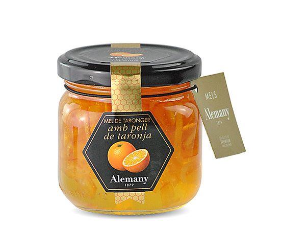 ALEMANY Miel con Piel de Naranja 250g