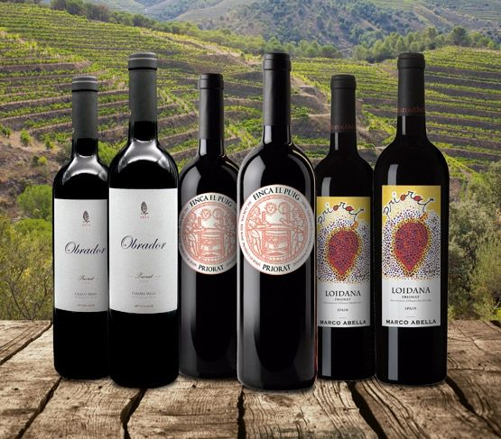 Selección de Vinos de Noviembre 18