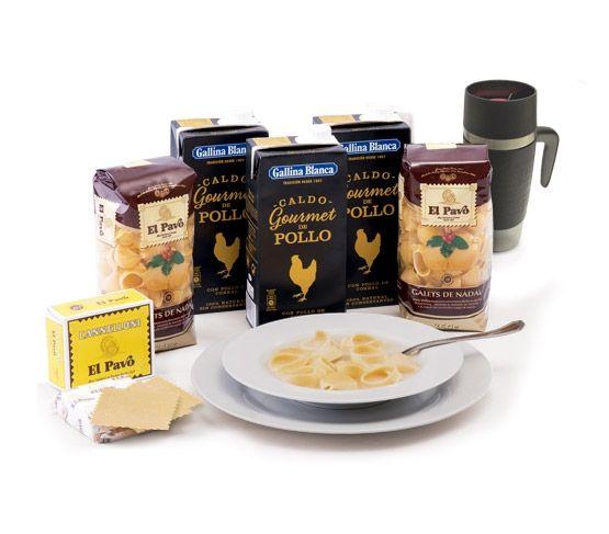 Selección Gourmet de Invierno Gallina Blanca
