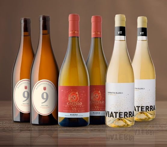 Vinos Blancos de Invierno