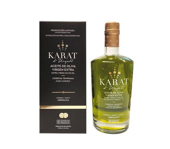 KARAT d'Urgell Aceite de Oliva Virgen Extra 500ml