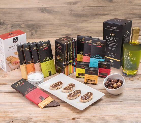 Selección Valrhona Amantes del Chocolate 2019