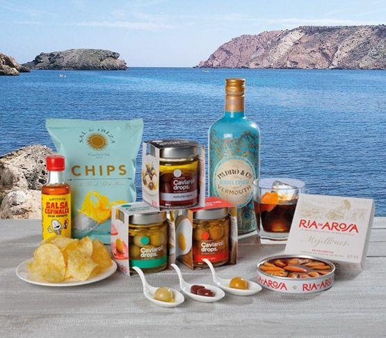 Selección Gourmet Caviaroli Drops 19