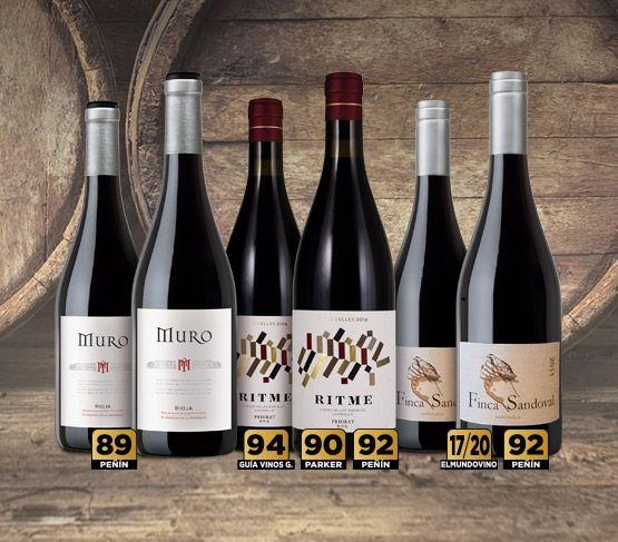 Selección de Vinos de Mayo 19