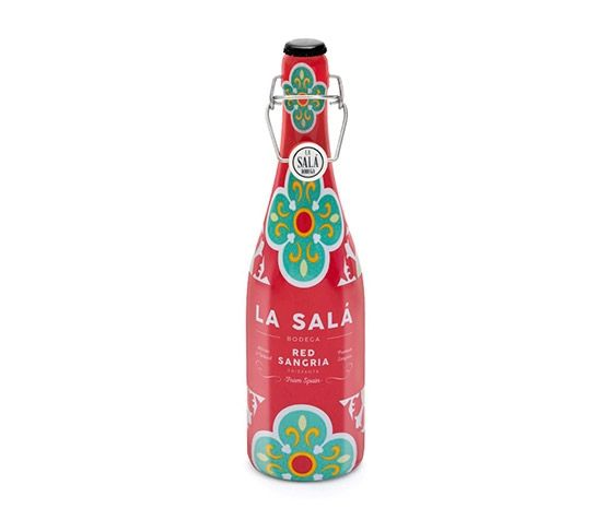 LA SALÁ Red Sangria Frizzante 750ml