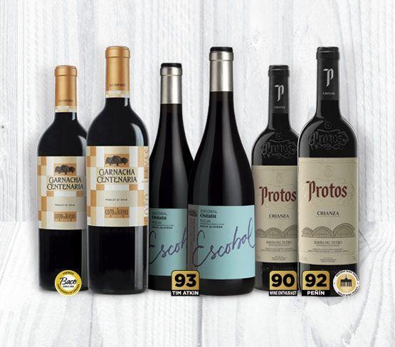Selección de Vinos de Junio 19