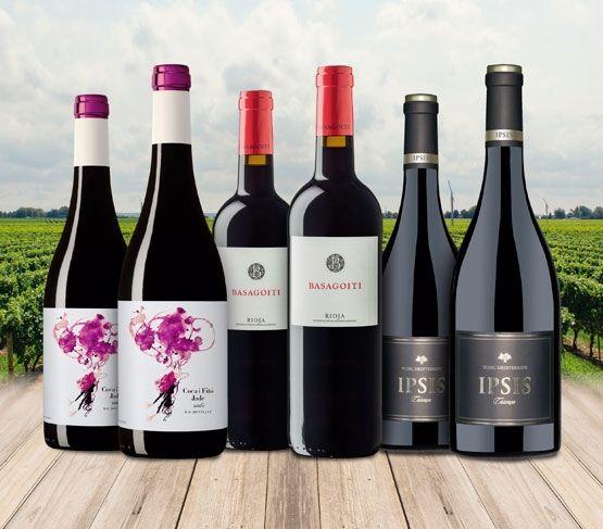 Selección de Vinos de Julio 19