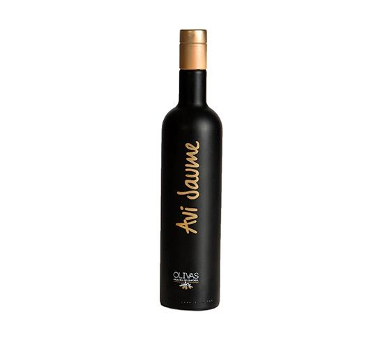 AVI JAUME Aceite de Oliva Virgen Extra 100% Argudell 750ml
