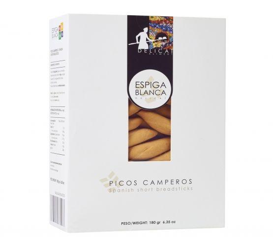ESPIGA BLANCA Estuche picos camperos 180g