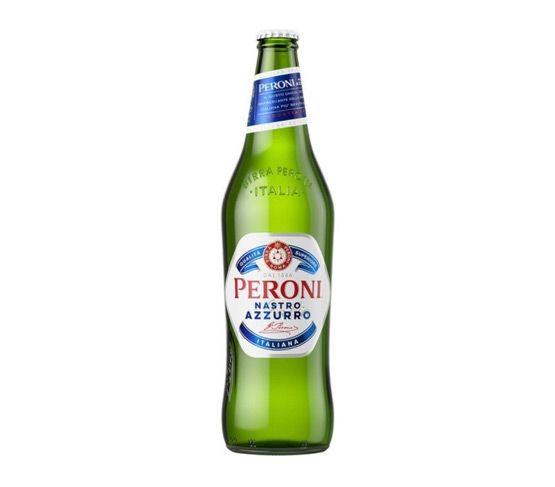 PERONI Birra Nastro Azurro 33cl pack 4