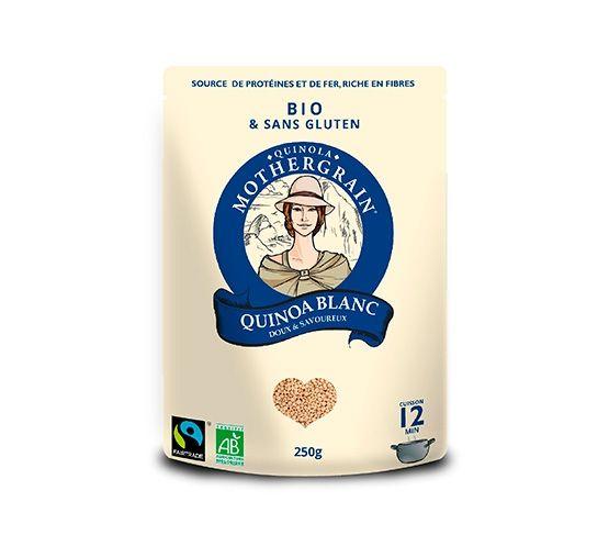 QUINOLA Quinoa Blanca 250g