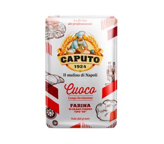 CAPUTO Harina Pizza Larga Fermentación Cuoco 1kg