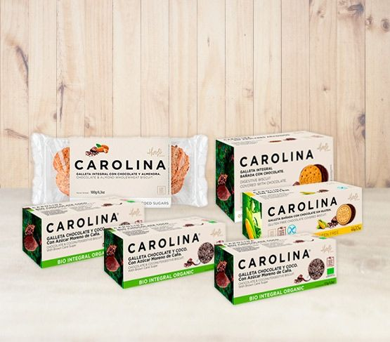 CAROLINA HONEST Pack Chocolate Lovers