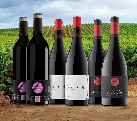 Selección de Vinos Mayo 20