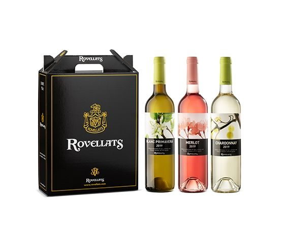 COLECCIÓN ROVELLATS Especial Vinos