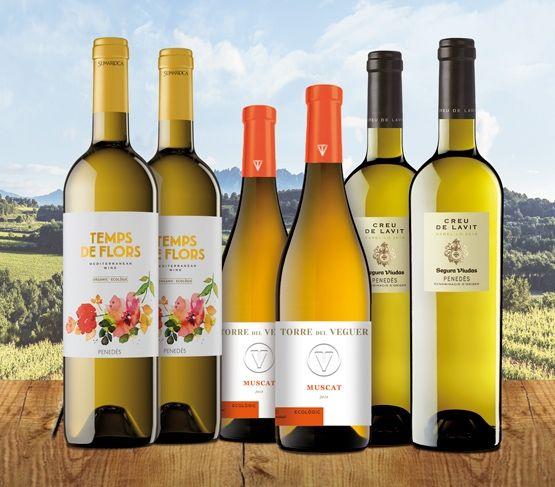 Selección Vinos Blancos del Penedès