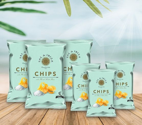 SAL DE IBIZA Pack Chips