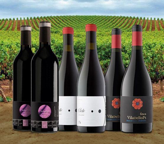Selecció de Vinos  Mayo 20