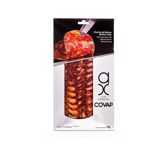 COVAP Chorizo de Bellota Ibérico Alta Expresión Loncheado 70g