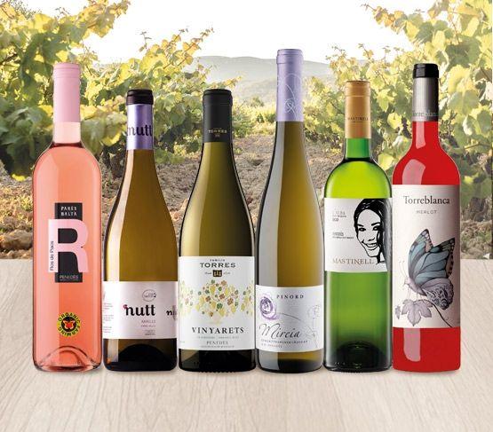 Selección de Vinos Agosto 20