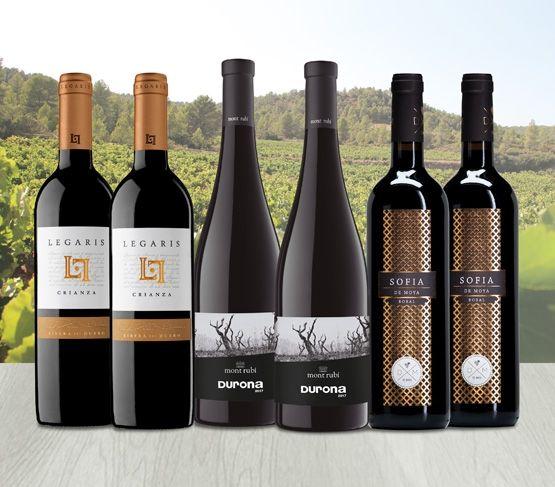 Selección de Vinos Septiembre 20