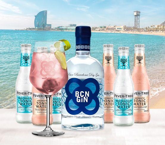 Pack BCN Gin Tonic