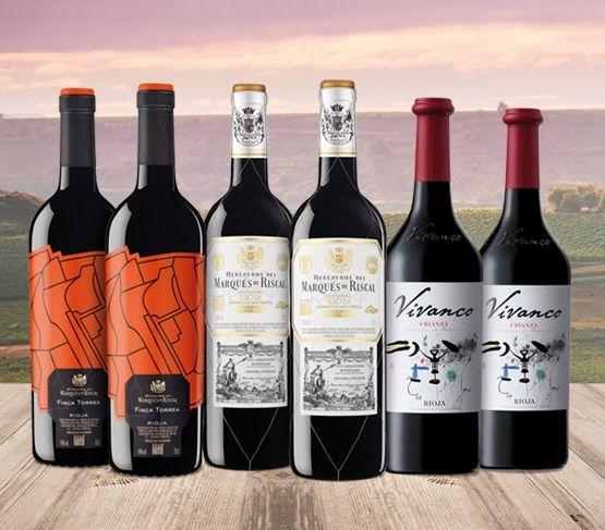 Selección de Vinos Octubre 20