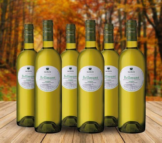 BELLMUNT DE MAS D'EN GIL 2018 Caja 6 Botellas