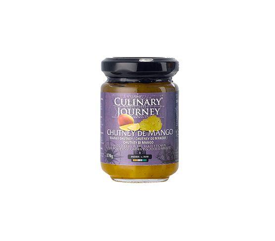 CULINARY JOURNEY Chutney de Mango