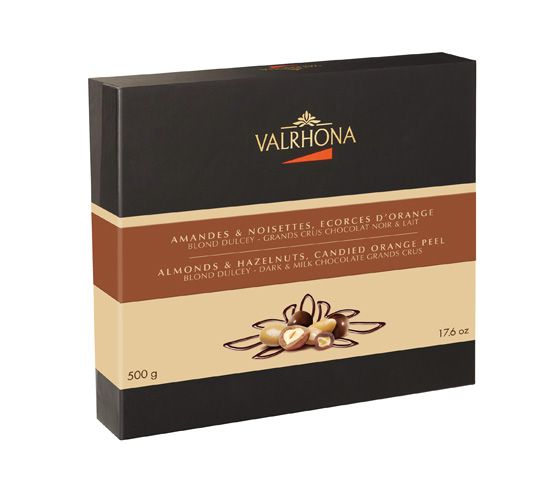 VALRHONA Coffret Equinoxe Collection 500g