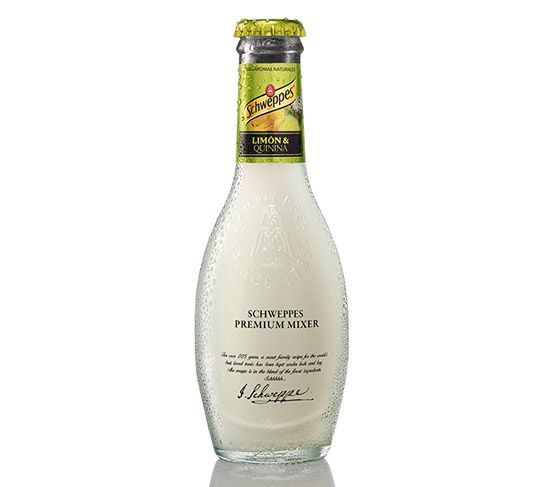 SCHWEPPES Limón 200ml