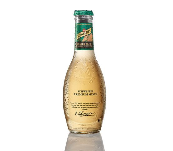 SCHWEPPES Ginger Ale 200ml