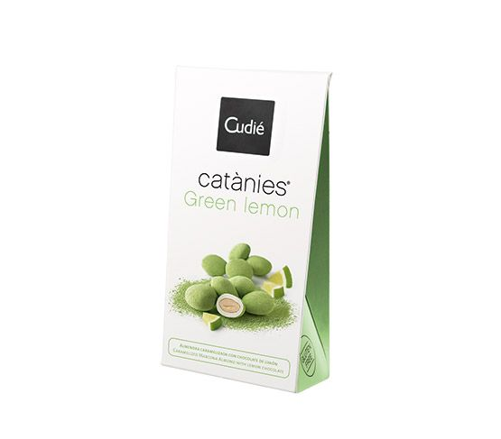 CUDIÉ Catanias Green Lemon 80G