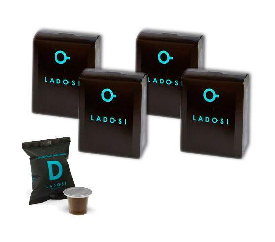 Pack Mensual LADOSI Descafeinado (60 cápsulas)