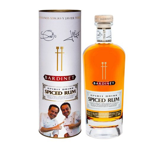 BARDINET Spiced Rum 70cl