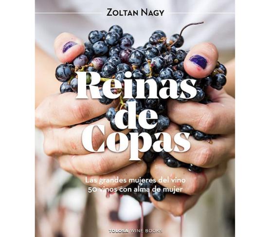 Reinas de Copas Libro de Zoltan Nagy