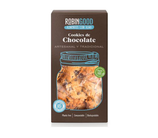 ROBINGOOD Cookies de Chocolate 120g