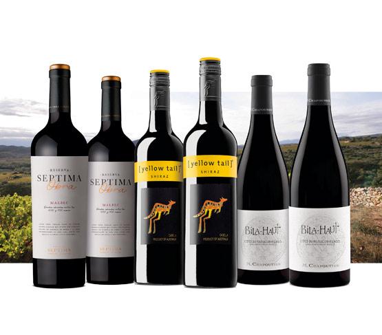 Selección de Vinos Abril 21